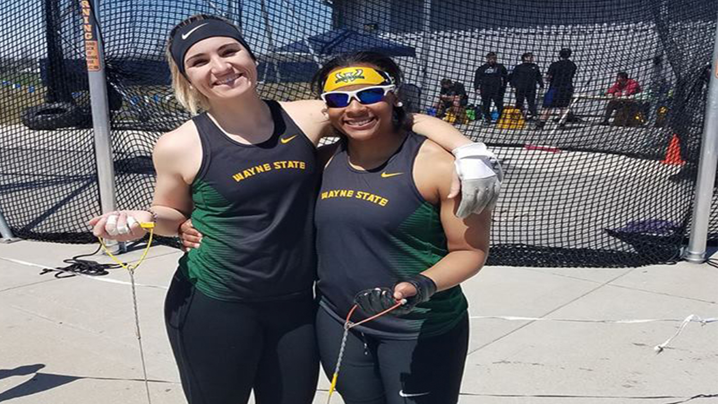 women's outdoor track has strong first day at al owens classic